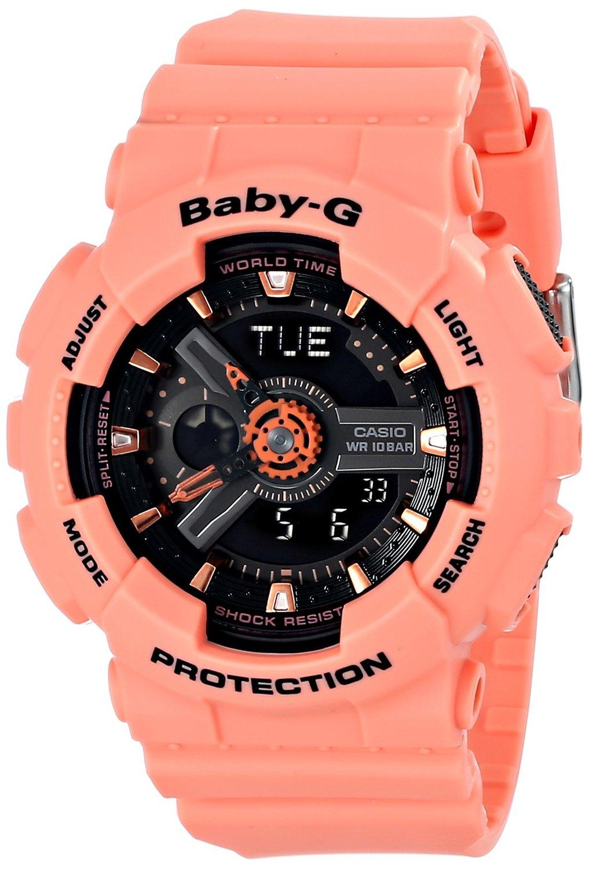 Cheap Baby G Watch Casio Find Deals On Line At Bg 1006sa 1 Original Get Quotations Womens Ba 111 4a2cr Digital Orange