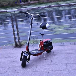 2 Stroke Bike Gasoline Engine/ Gasoline Motor Bike Kit/ 49cc cheap gas  scooter for sale