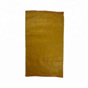 good quality transparent tubular pp leno mesh fabric for potato packing bags