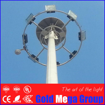 Ip65 Waterproof Led High Mast Light For Swimming Pool Price List - Buy Led  High Mast Lighting Price,High Mast Light For Swimming Pool,High Mast ...