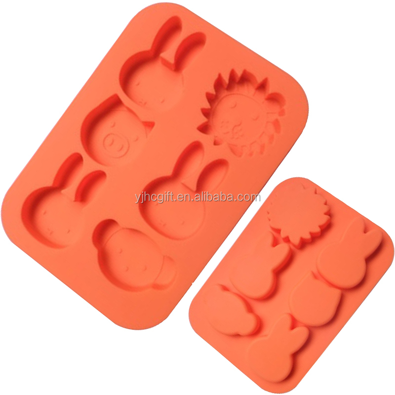 Custom Mini silicone cake pop molds/silicone baking molds/gun cake pan mold