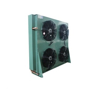 Cheap reflux evaporative air conditioning/air cooled bitzer condenser