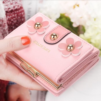 9a98ad19eb Zm23124a New Design Ladies Wallets And Purses Fancy Women Coin Purse ...