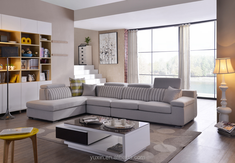 Malaysia Indoor Contemporary Furniture Sofa Set