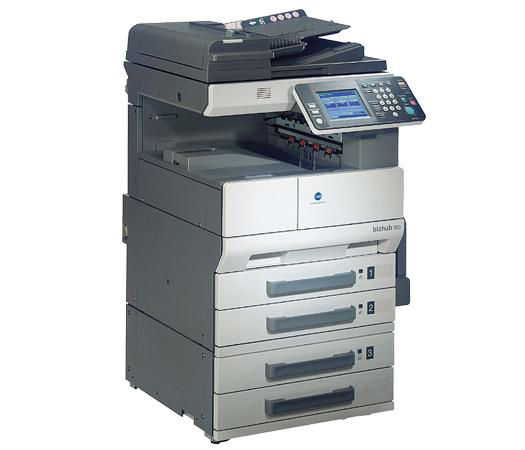 200 Used Konica Minolto Copiers BizHUB 250 Super Deal! Low price! Call us!