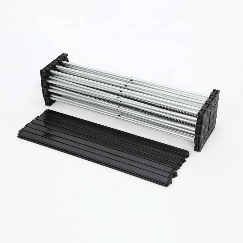 Hohe qualität aluminium spannung stoff pop-up hintergrund display ausstellung messe faltbare pop-up hintergrund stand