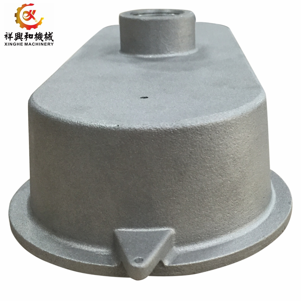 Machinical parts & Fabrication services Gravity Aluminum Alloy die Casting with sand blasting