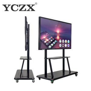 YCZX Multi-touch panel Interactive White Board for education