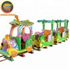 China Manufacturer Track Train Amusement Park Rides Kids Train Ride for Sale
