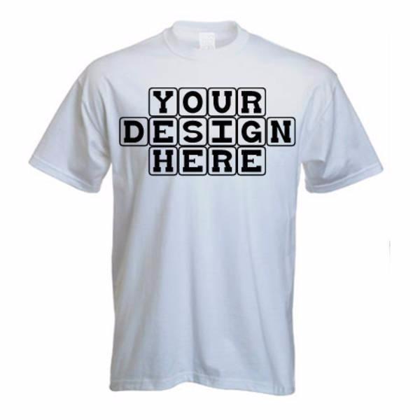 1usd Promotional White Election Tshirt Bulk Cheap T Shirt Printing ...