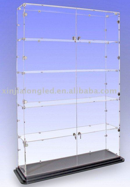 Clear Acrylic Display Cabinet - Buy Display Cabinet,Glass Display ...