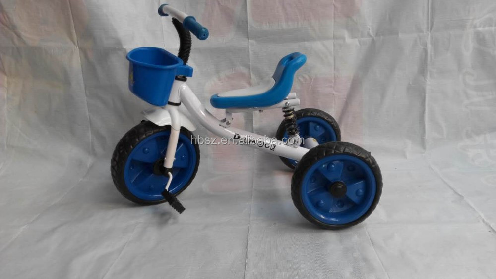 best selling China cheap price tricycle for children/push baby tricycle/3 wheel kid tricycle for sale