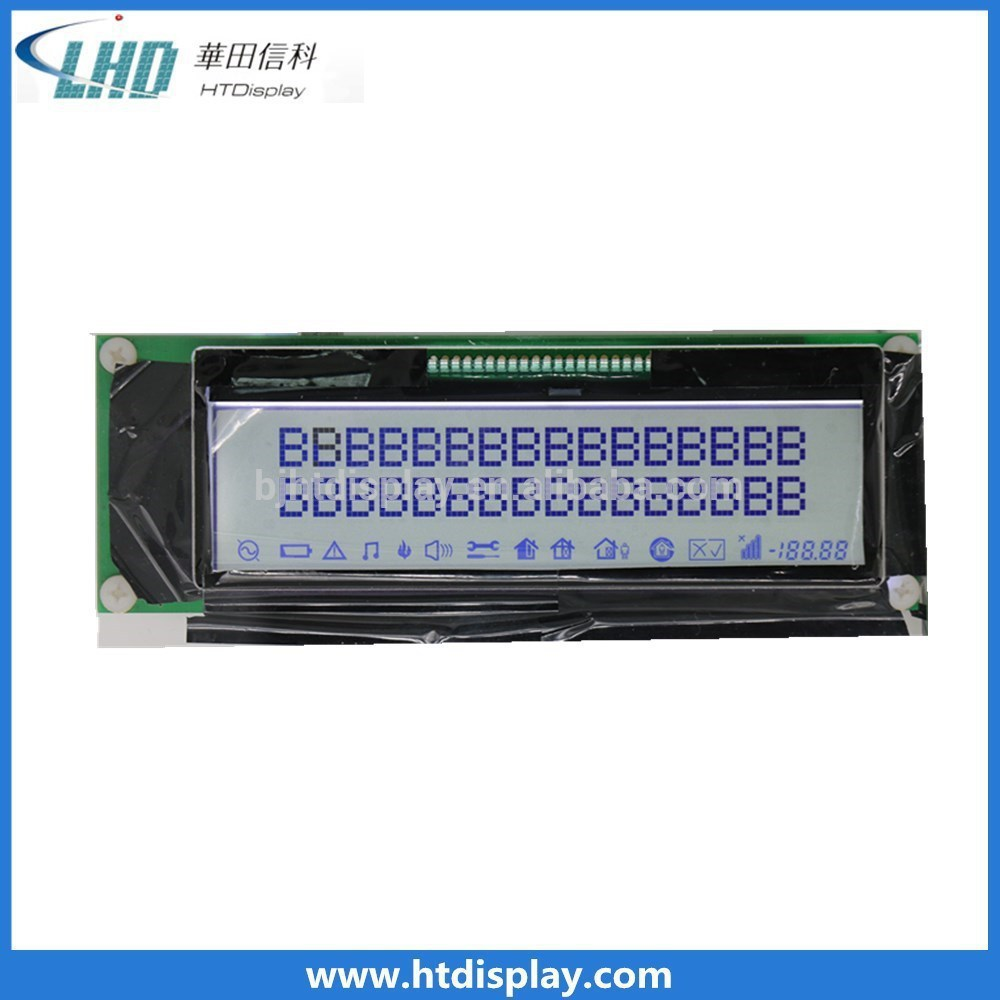 Hot selling rohs display module lcd backlight character lcd module