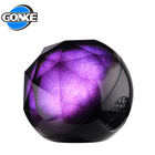 Fashion design crystal ball water dancing subwoofer USB bluetooths speaker with Led Light