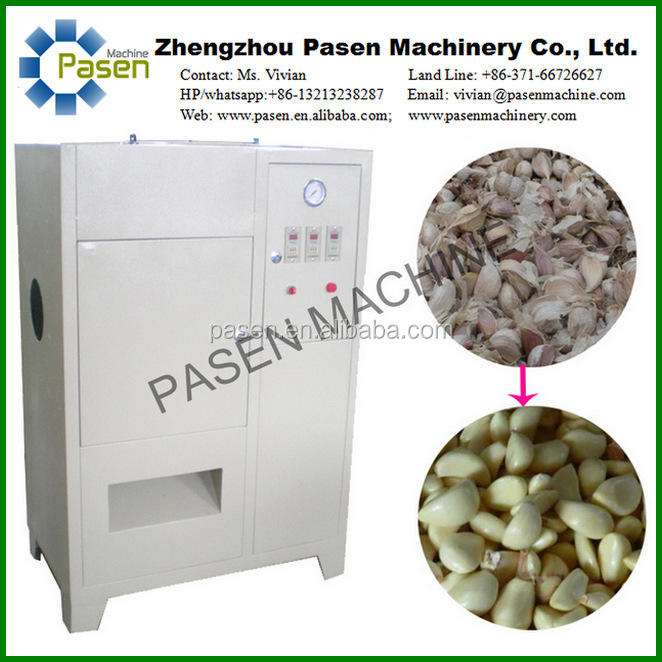 Automatic Garlic Dehusking Machine Garlic Shelling Machine Garlic Shallot Peeler for Sale