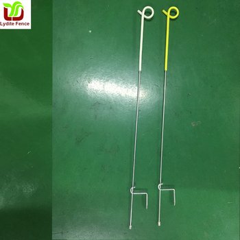Pigtail Post With UV Proof PE Insulator