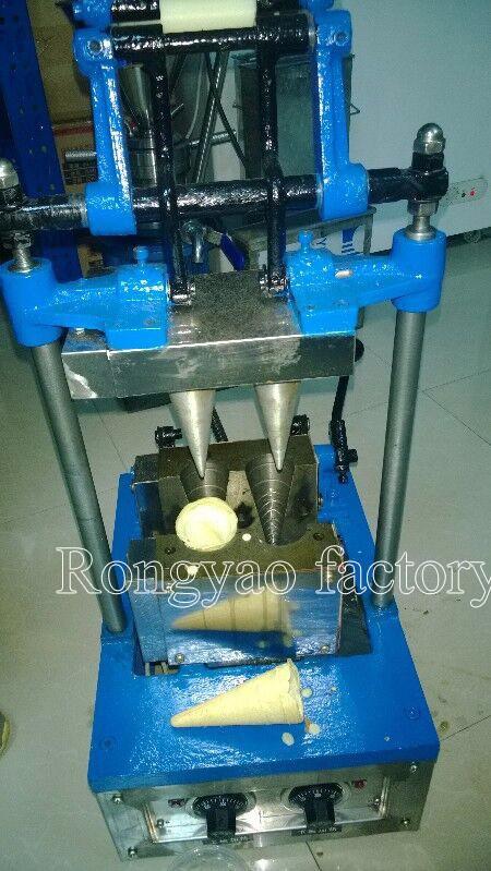 Ice Cream Wafer Machine Ice Cream Cones Egg Roll Machine Ice Cream Cone Wafer Biscuit Machine
