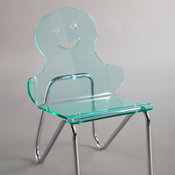 Designer Stylish Kids Perspex Children Party Clear Acrylic Chair Furniture