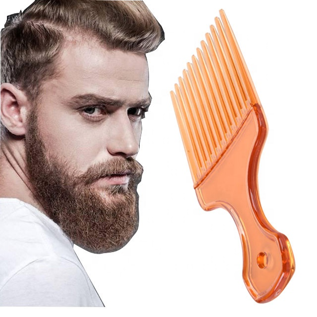 Wholesales New Design Durable <strong>Plastic</strong> Hair <strong>Lice</strong> <strong>Comb</strong> For Curly Hair