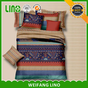 3d Pattern Bedding Set/bed Sheets Pakistan /dubai Bed Cover Set