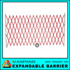 Construction Expandable Cheap Safety Telescopic Barrier Gate fixing to Wall