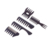 Hair Comb Set African American Pick Comb Hairdressing Styling Tool Hair Pick for Hair Styling