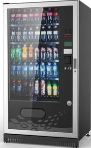 automatic reverse vending machine for cans/bottle drinks/snack