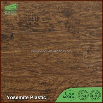 Click Lock Luxury Plastic Pvc Waterproof Vinyl Plank Flooring