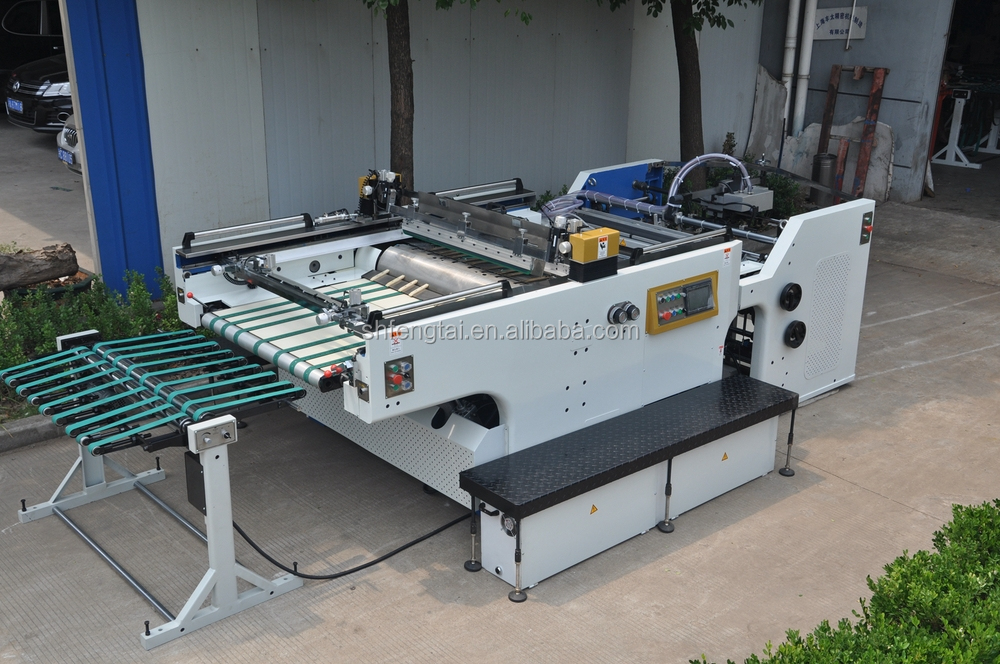 sakurai screen printing machine