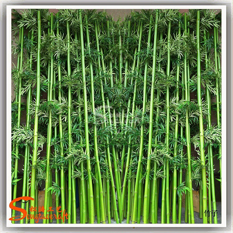 wholesale chinese artificial bamboo tree artificial bamboo