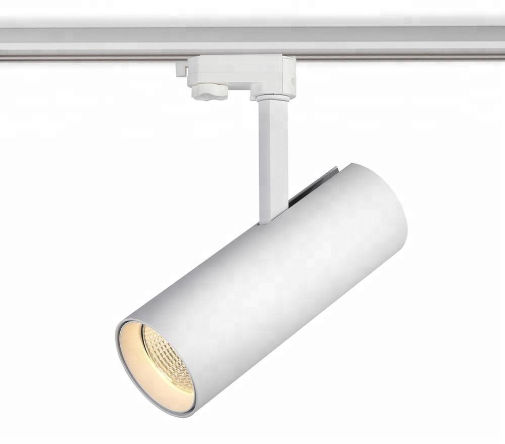 VIANOLUX  LED Track light CRI 95 led track spotlight  20W 28W 110lm/w  led rail light for museum art fair