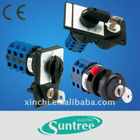 select Rotary Switches