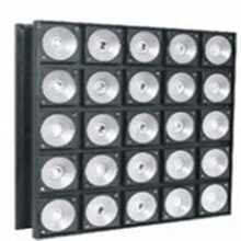 High power 25 pcs * 30 w 3 in 1 RGB LED matrix light DMX DJ อุปกรณ์สี 25 ดวงตา led blinder stage 5x5 led