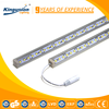 Factory offer 1.3usd/pc super bright led rigid strip, touch dimmable led cabinet light, IR sensor led bar