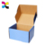 Custom design folded box full color cheap toy box printing