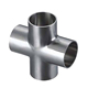 ASME B16.9 SS316/316L stainless steel equal cross