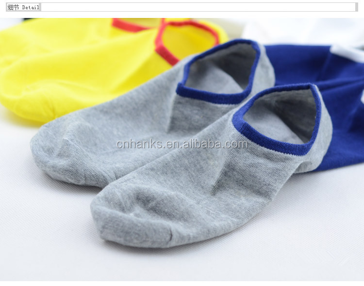 Designer design men ankle high summer invisible athletic socks