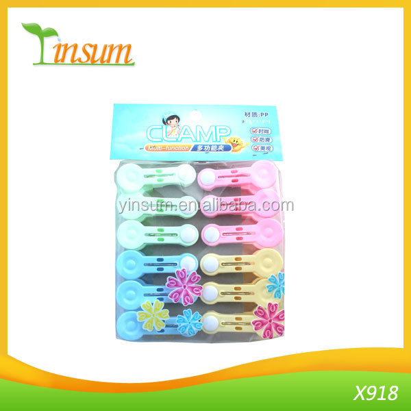 New Product Yinsum Brand Clothes Plastic Peg