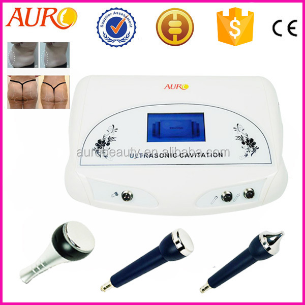 CE pass portable cavitation ultrasound machine for body slimming need AU-42