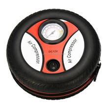 12V Auto Inflatable Pumps Electric Tire Inflaters 260psi Mini Portable Car Air Compressor