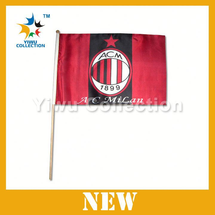 water proof flag,barcelona flag,red safety flags