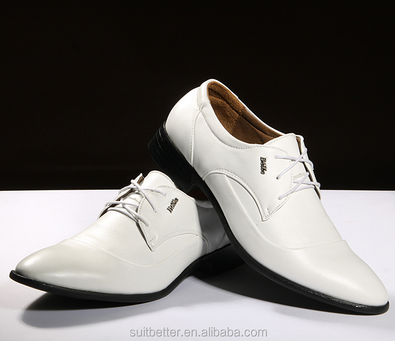 Apple colored dress shoes