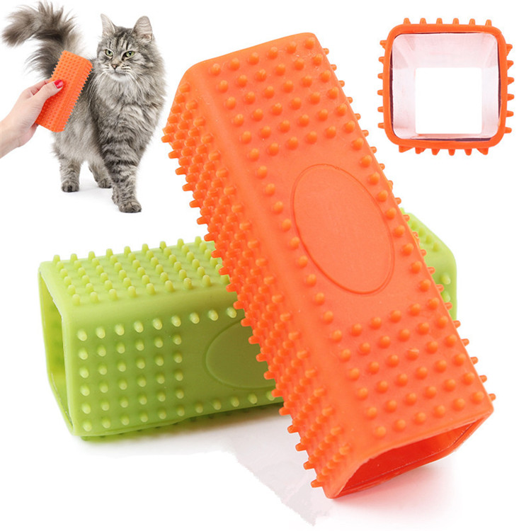 Pet Grooming Products Dog Rake Comb for Pet Hair Removed