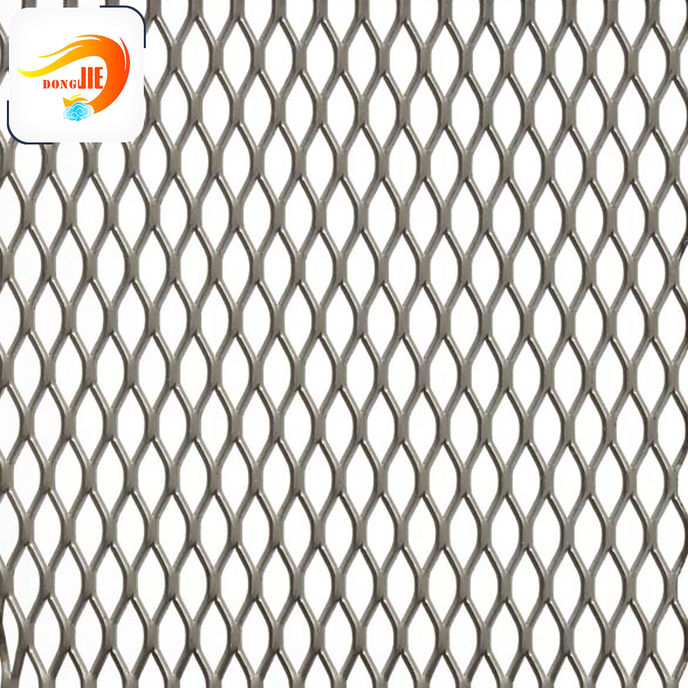 Diamond Stretch Low-carbon Expanded Metal Mesh Custom-made ...