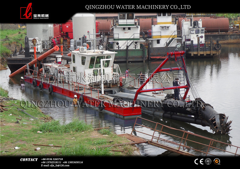 Hot Selling 100 New Hydraulic Dredger Machinery Cutter