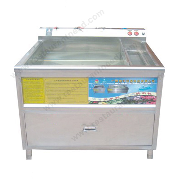 Heavy Duty Professional Ultrasonic Commercial Vegetable Washer