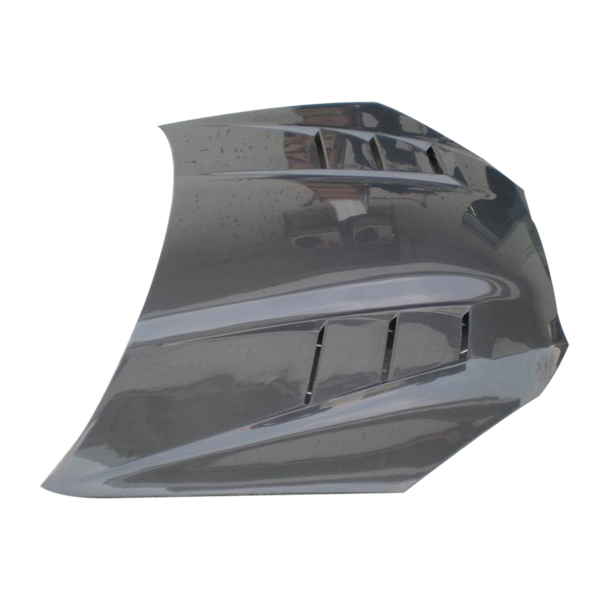 Carbon Fiber A Style Car Hood Vent For Hyundai Genesis Coupe