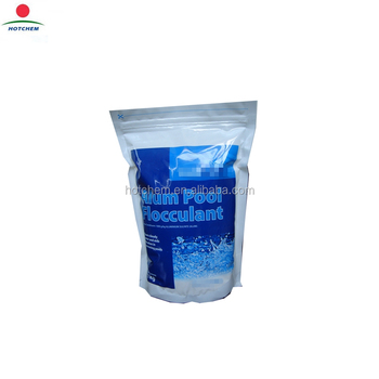 Aluminium Sulphate Pool Floc For Swimming Pool Use - Buy Pool ...