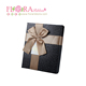 High quality handmade pre-tie polyester satin ribbon gift bows for chocolate box