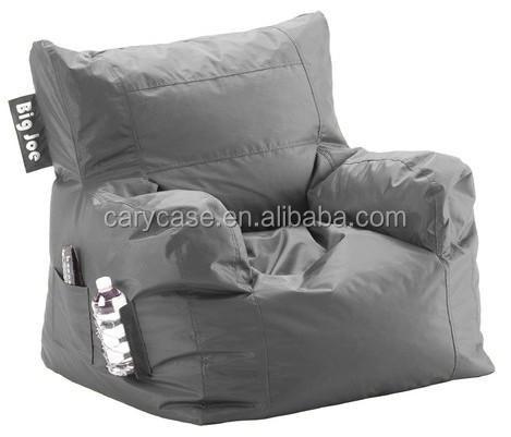 Comfort Research Big Joe Dorm Bean Bag Chair In Zebra Cartoon